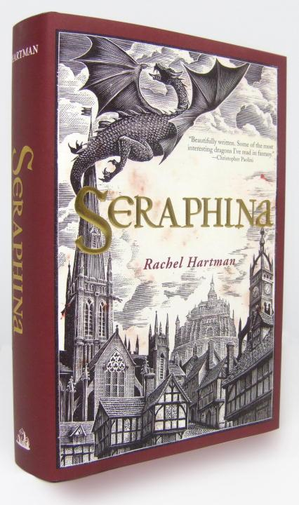the human hatred for dragons in seraphina a novel by rachel hartman Rachel hartman's award-winning debut will have you looking at dragons as you've never imagined them before in the kingdom of goredd, dragons and humans live and work side by side - while below the surface, tensions and hostility simmer the newest member of the royal court, a uniquely.