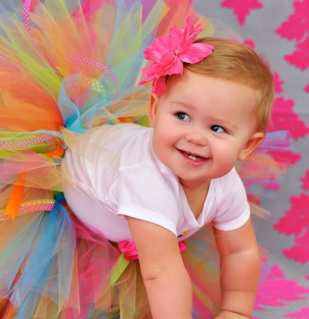 Cute Baby Girl Photos with Flowers | Enter your blog name here