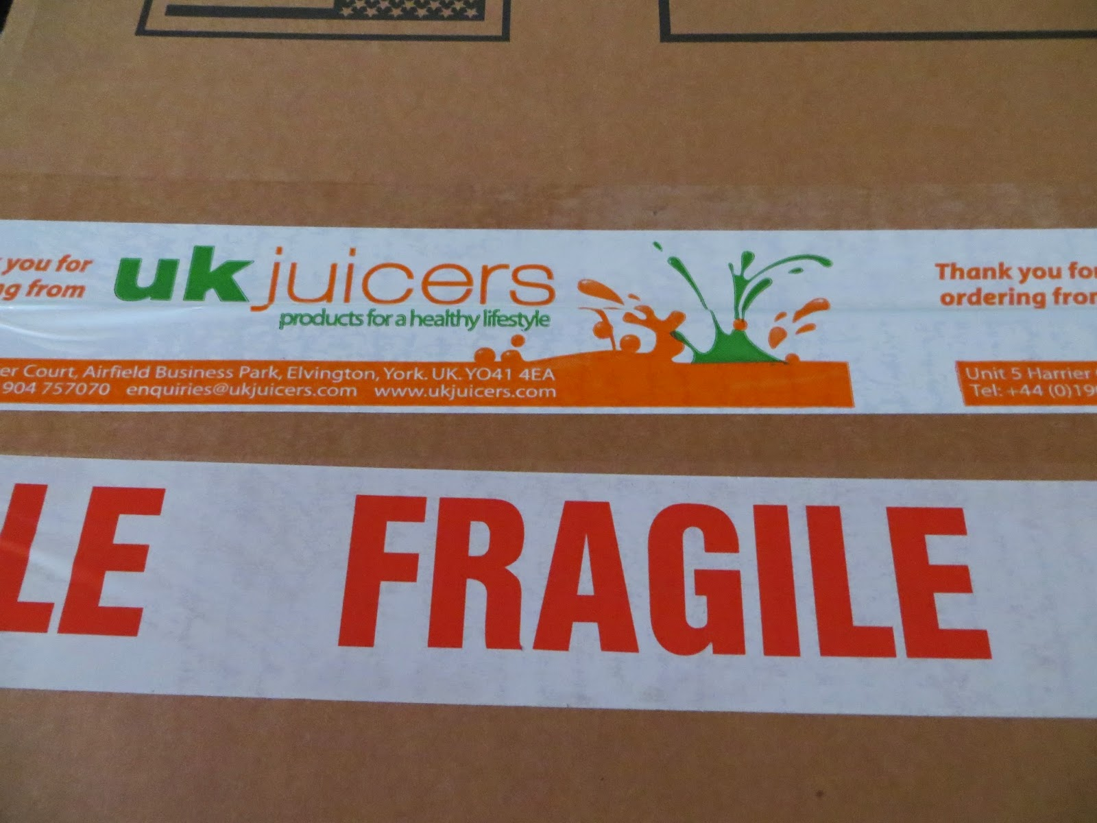 UK Juicers
