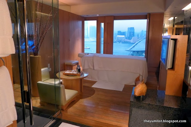 best spa in hong kong