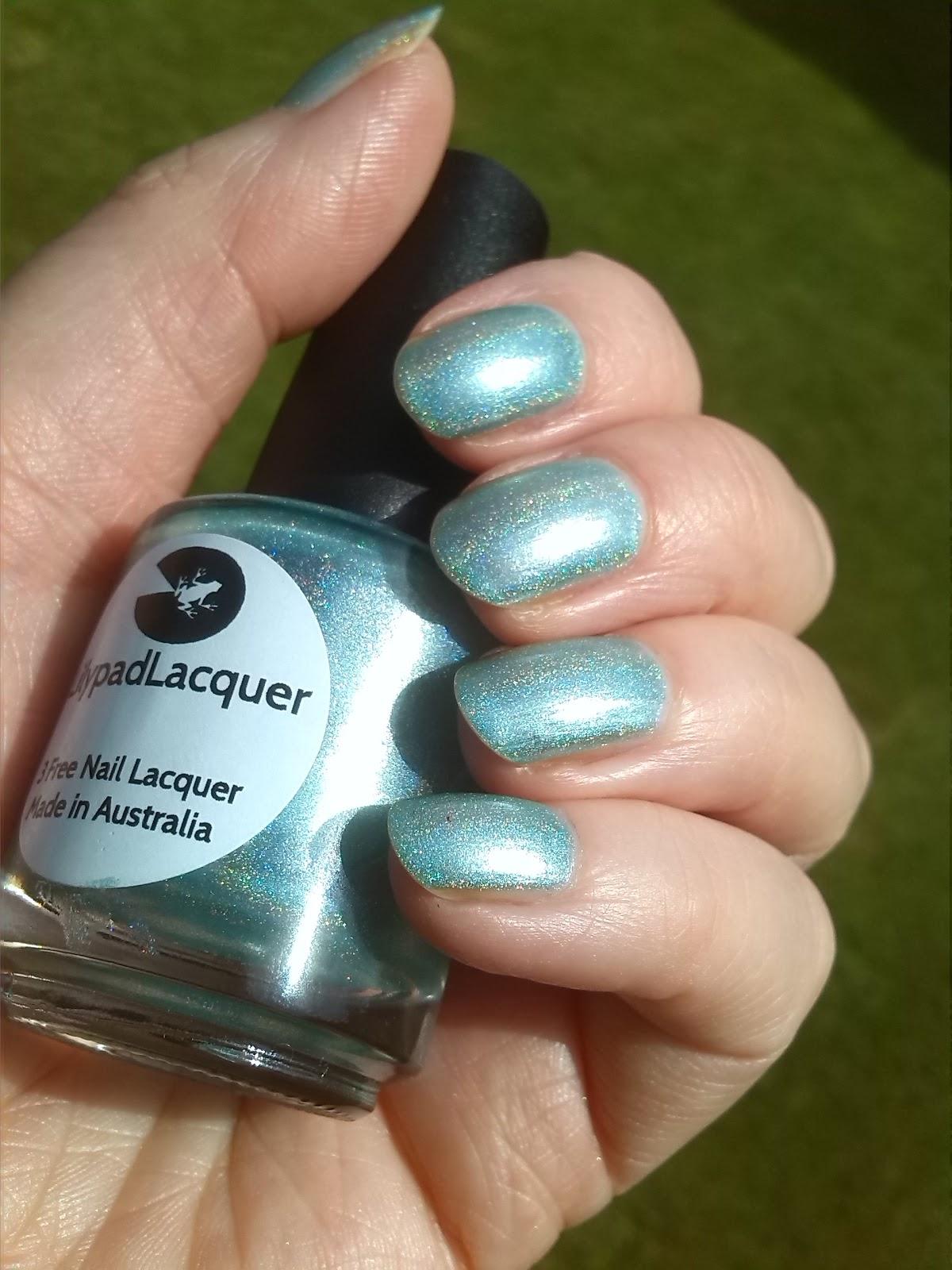 Lilypad Lacquer Aquadisiac