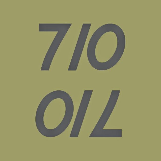 710 is oil spelled backwards in the marijuana community