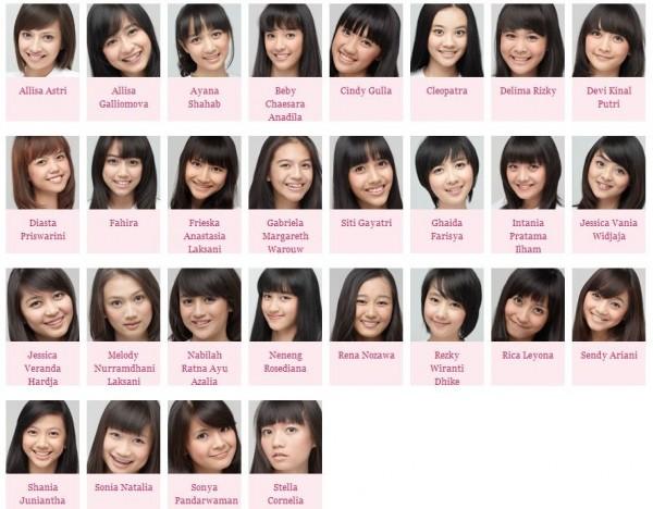 JKT+48 Profil Jkt 48 Terbaru 2014