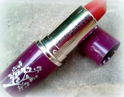 Lucky In Love Lipstick from Human Heart Nature