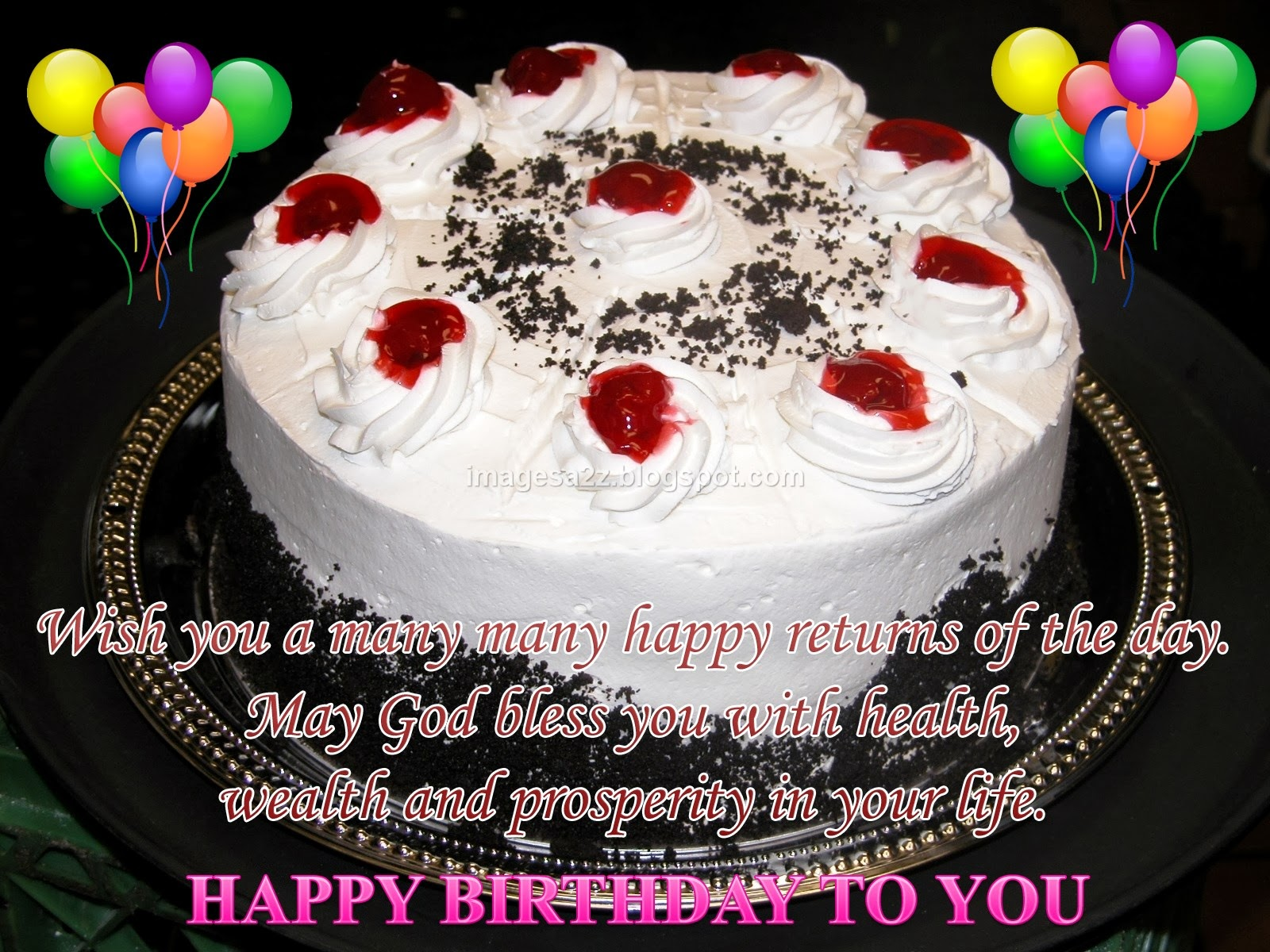 Cake Images For Birthday Wishes : birthday wishes for friends 55 birthday wishes for friends images - happy-birthday-wishes-quotes ...