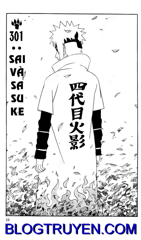 Naruto chap 301 Trang 2 - Mangak.info