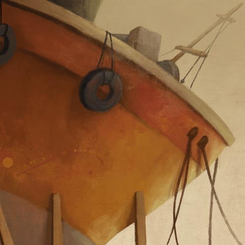 Alex Dukal - Red Demon Detail 2