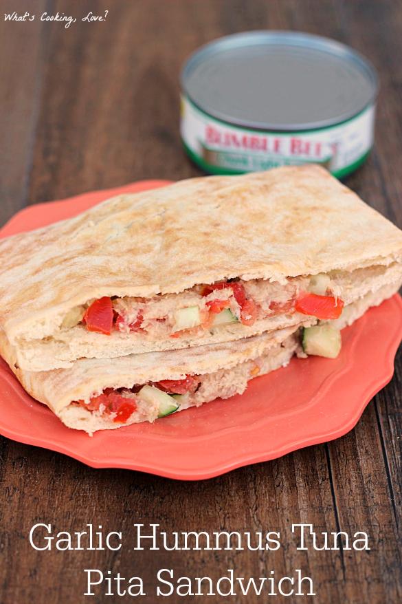 how to make a pita sandwich