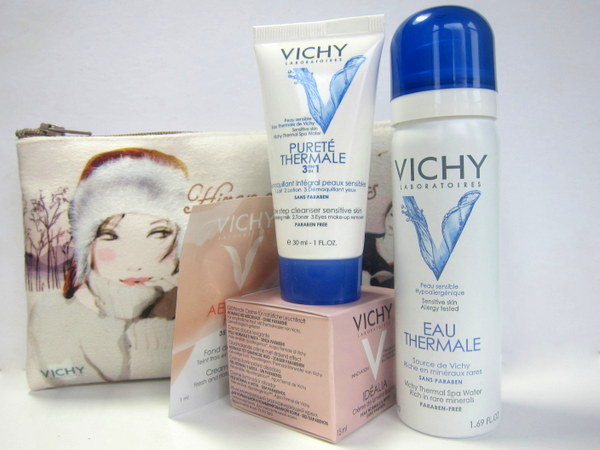 Vichy Gift with Purchase April 2013