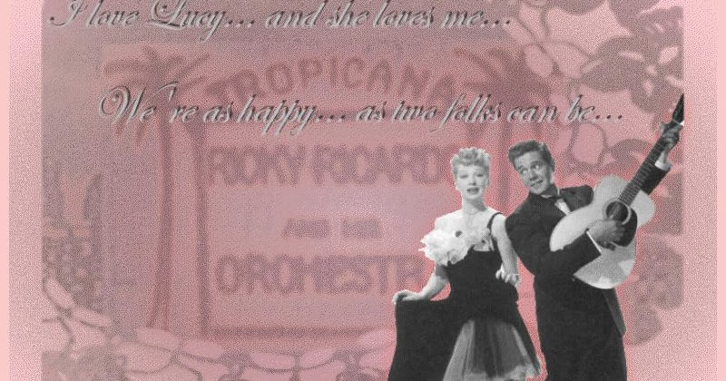 I Love Lucy Wallpaper - Wallpaper Gallery