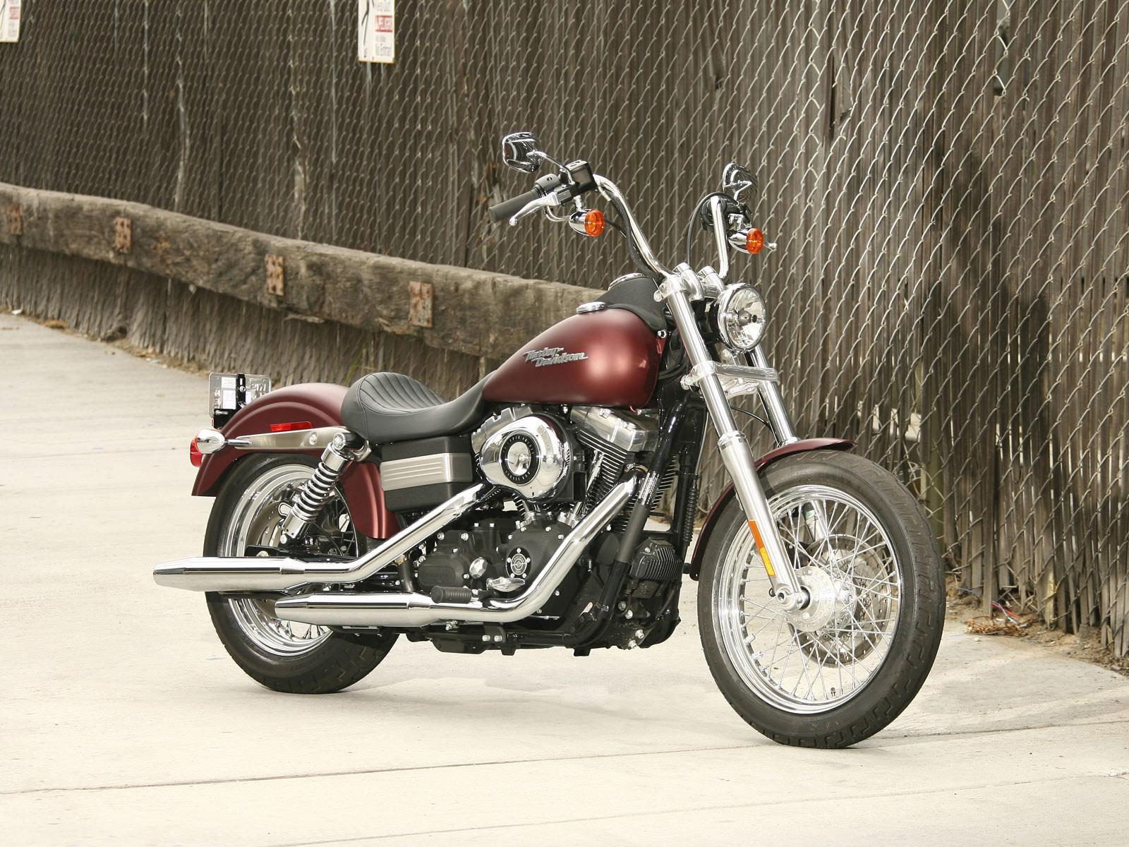 2008 Harley Street Bob