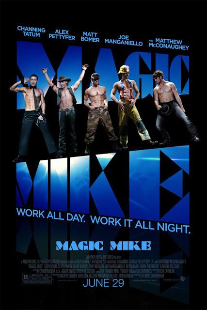 Magic Mike (2012) movie
