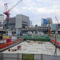 渋谷駅前,再開発,工事中〈著作権フリー無料画像〉Free Stock Photos