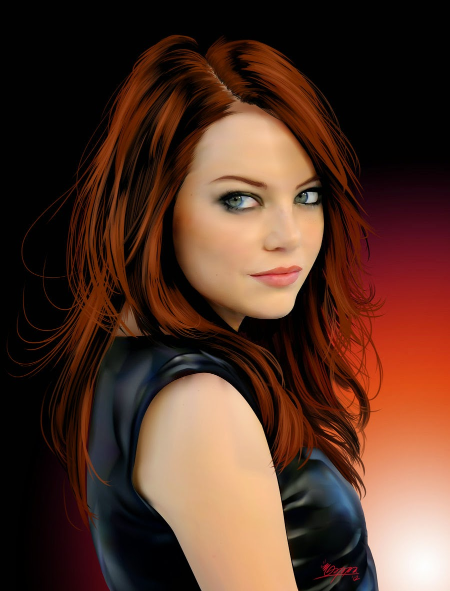 Emma Stone As Gwen Stacy A High School Student And Peters Love Interest When Asked About Peter Gwens Relationship In The Sequel Said