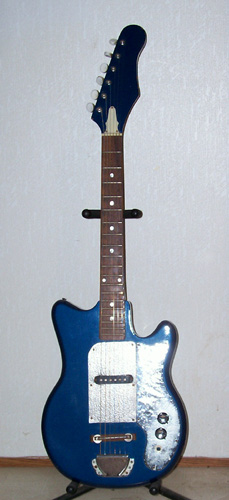 1960s Teisco EJ-1: Front
