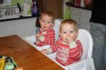 Bild på twinsen!