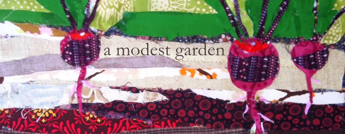 A Modest Garden