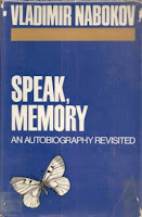 'Speak, Memory' (1966) by Vladimir Nabokov