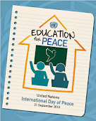 Let's Educate Peace at Home, at School and at Workplace!