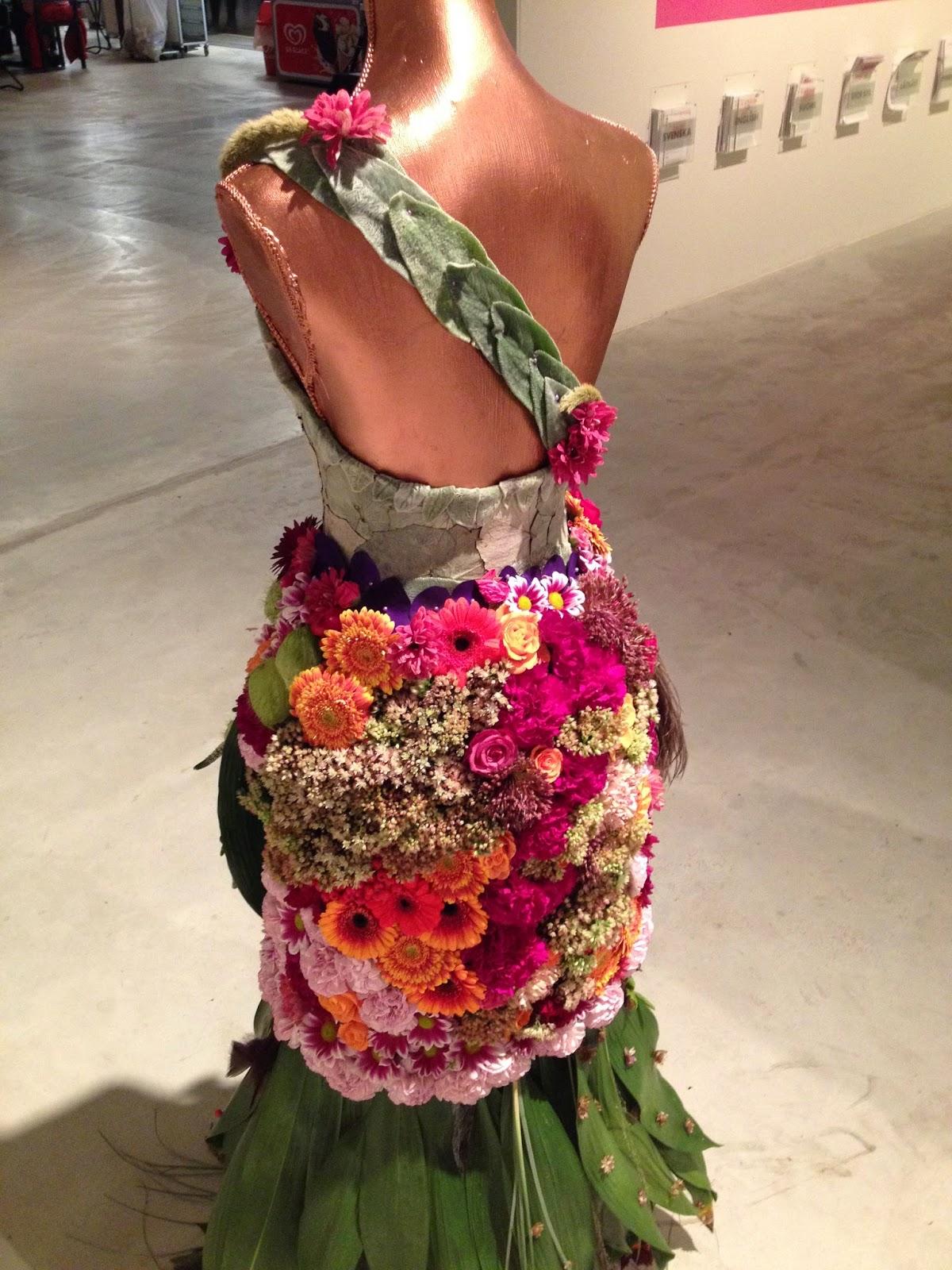 Nature's Haute Couture by Daunfeldt & Smedeby / Floristutbildarna