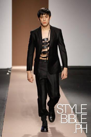 Life 39 S Little Treasures Philippine Fashion Week Holiday 2012 Butz Fuentes