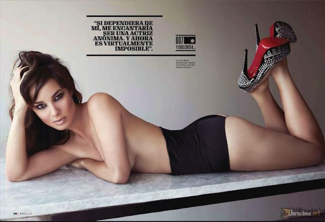 Berenice Marlohe Nude