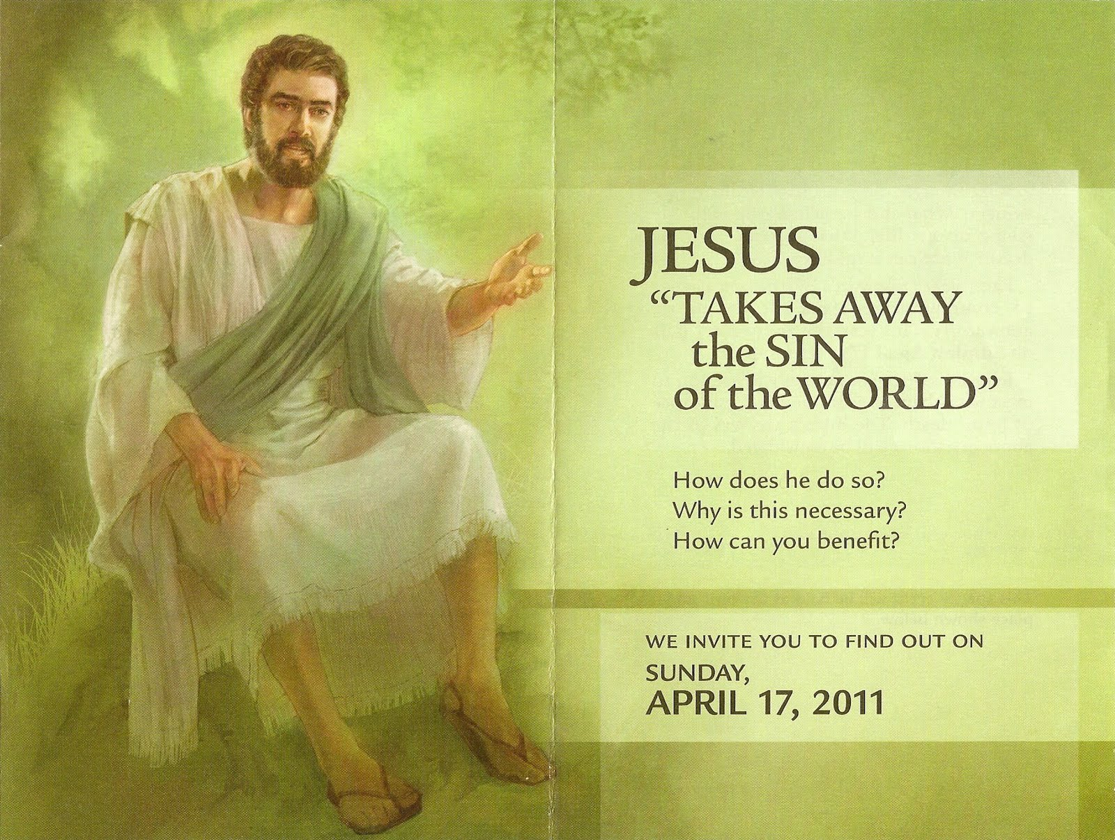 Jesus is Jehovah!: Re: `Jesus said, The Father is greater