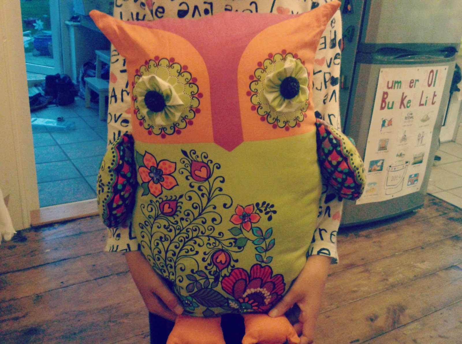 Project 365 #38 day 260 - Owlivia Owl