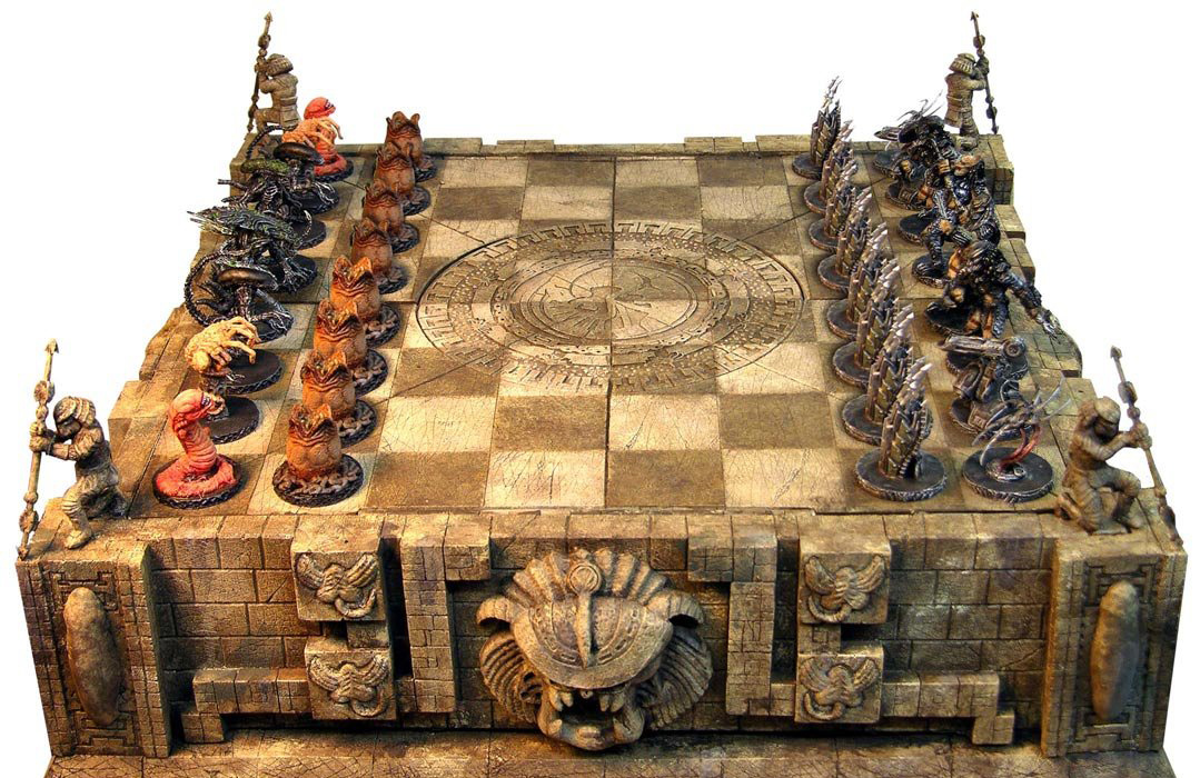 Chesscraft 20 coolest and most unique chess sets - Coolest chess boards ...