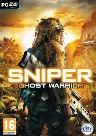 Capa Sniper Ghost Warrior – PC