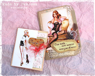 открытки pin-up