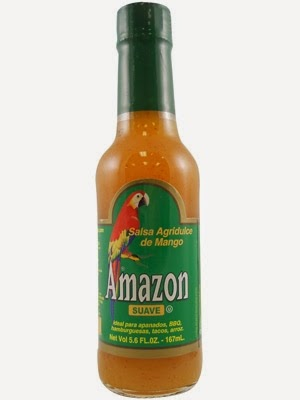 Amazon Mild Sweet Mango Hot Sauce