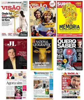 Os nossos periódicos
