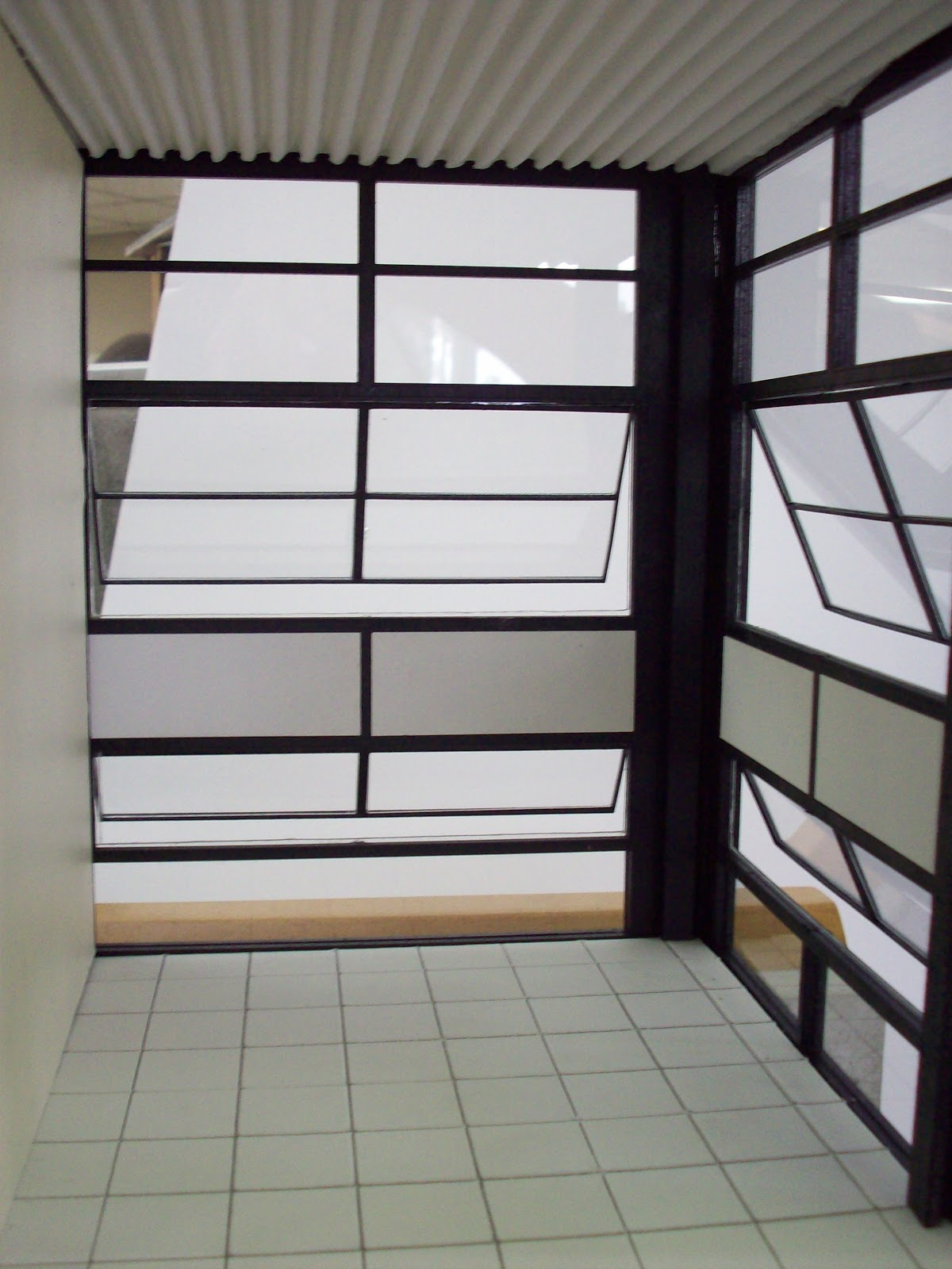 Eames house steel window frames and windows for Metal windows