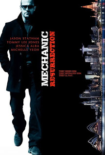 Film Mechanic: Resurrection 2016