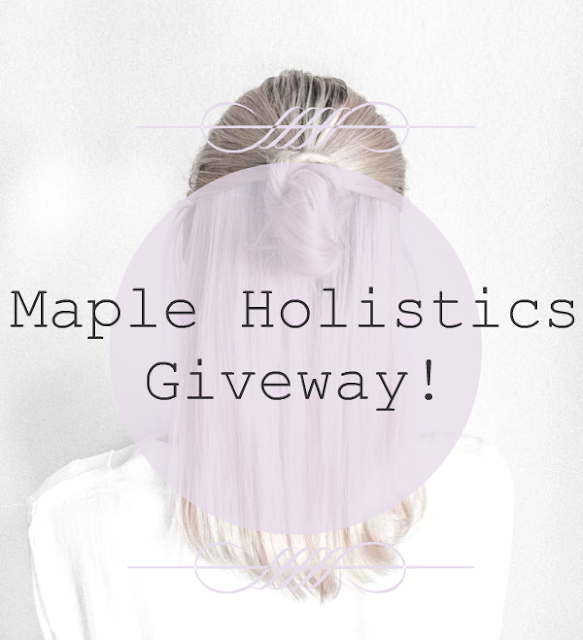 beauty, haircare, hair, Maple Holistics, giveaway, competition, prizes, freebies, argan oil, shampoo, conditioner, all natural, cruelty free, youwishyou, 2015