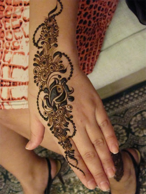 how to make mehndi for hair