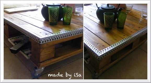 Muebles gratis con palets mesas mesicas mesotas y for Recyclage palette
