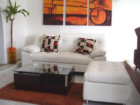 Juegos de sala modernos cocinas modernas for Juego de muebles para sala modernos