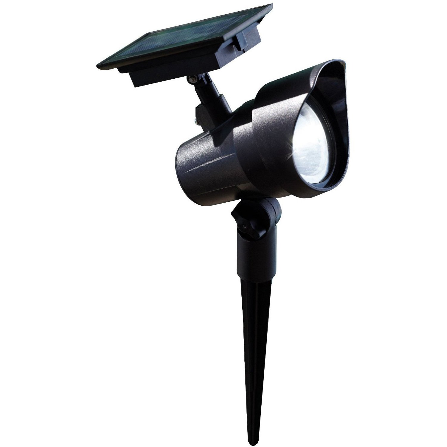 Small Garden Solar Spot Lights: Moonrays Garden Lights Photograph