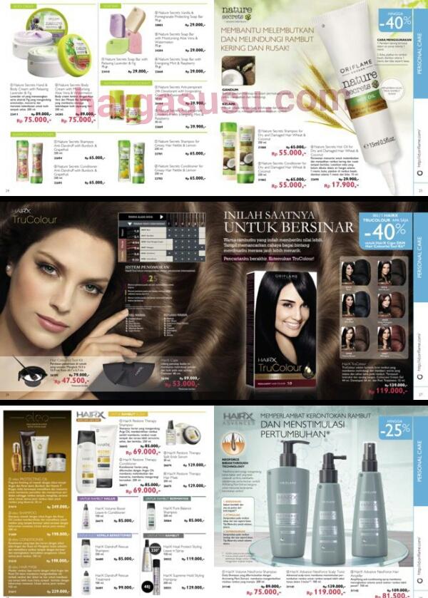 Katalog Oriflame Promo Terbaru Januari 2016