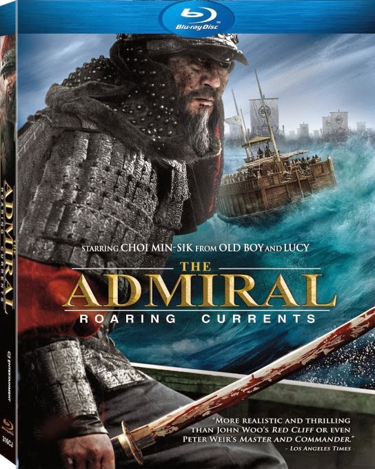 The Admiral Roaring Currents 2014