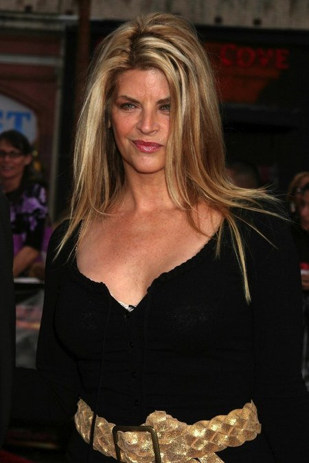 actress latest photo video show kirstie alley latest photos