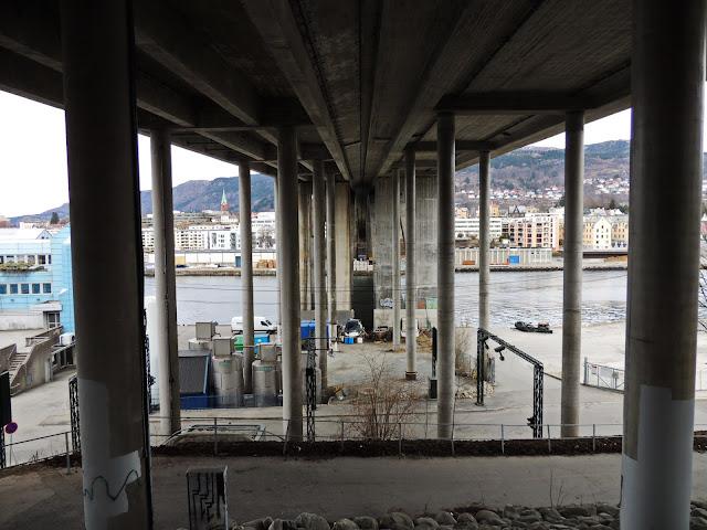 Puddefjord bridge Bergen