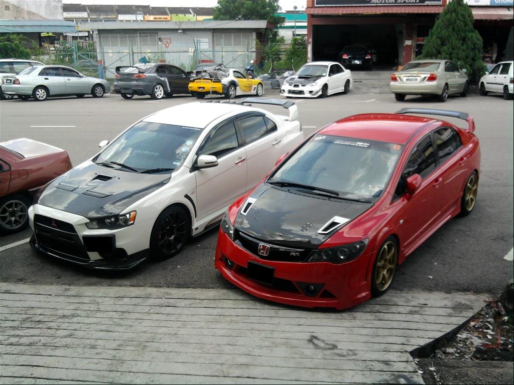Honda Civic Mugen RR  Sport Cars