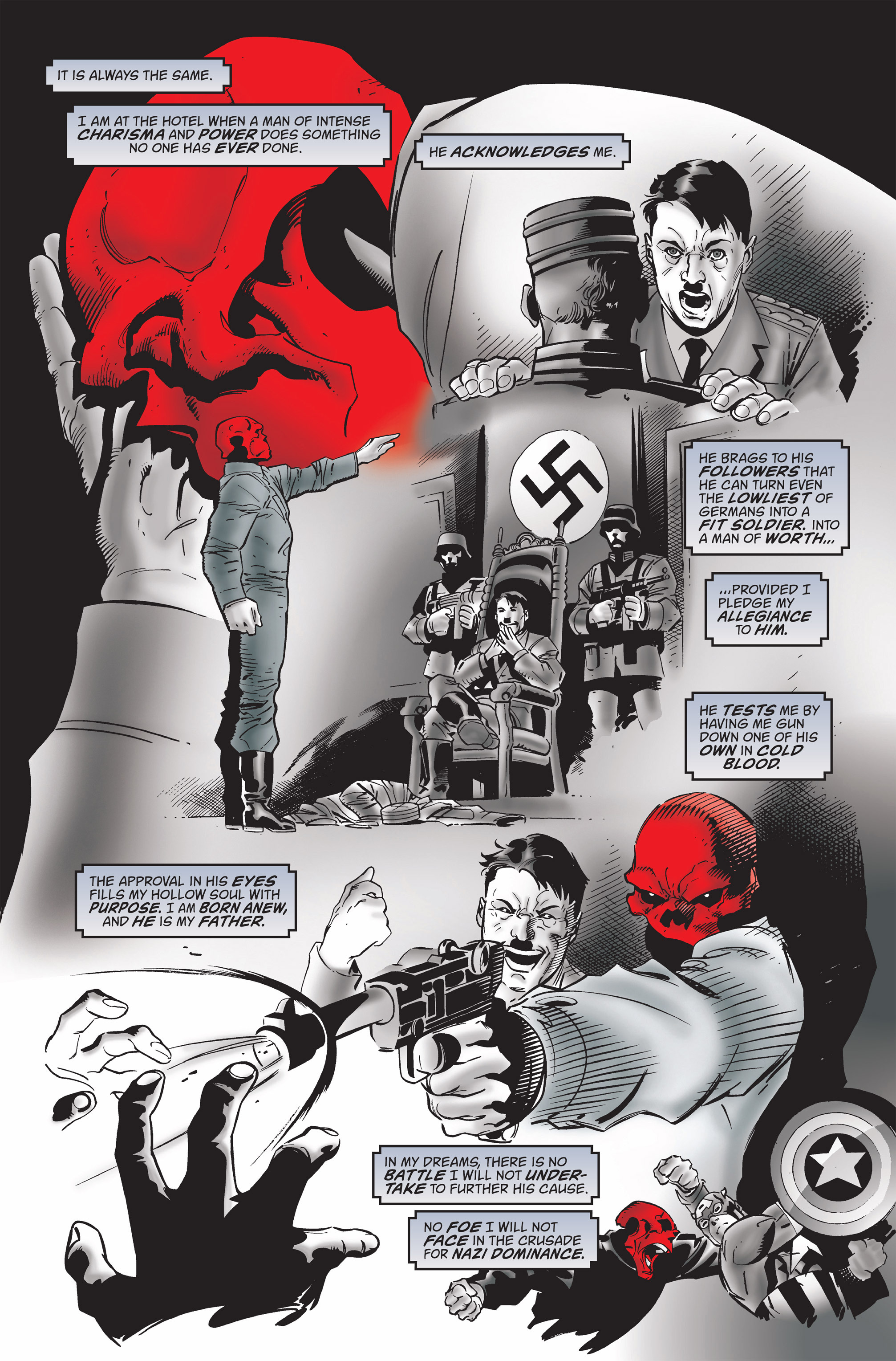 Captain America (1998) Issue #14 #20 - English 8