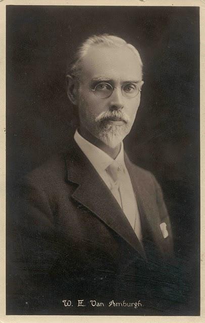 W. E. Van Amburgh