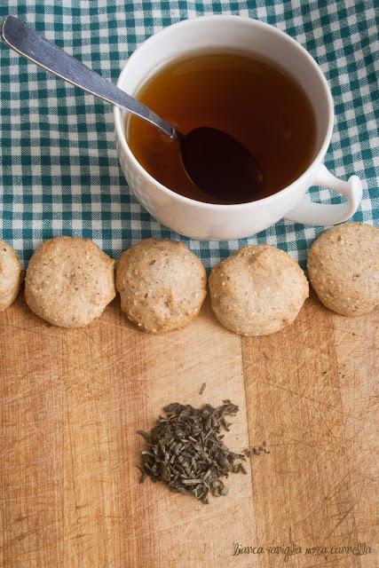 biscottini integrali alla crusca e cannella