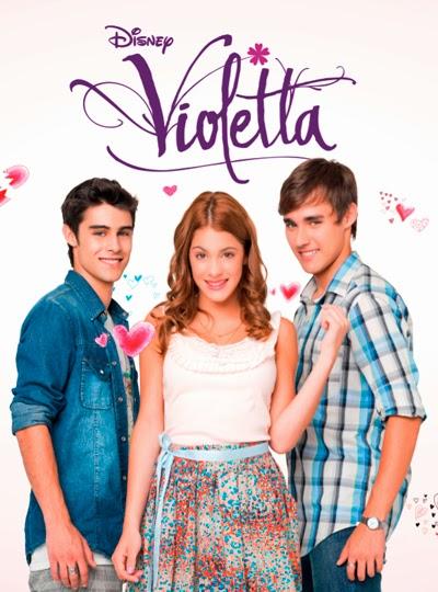 Violetta Primera Temporada