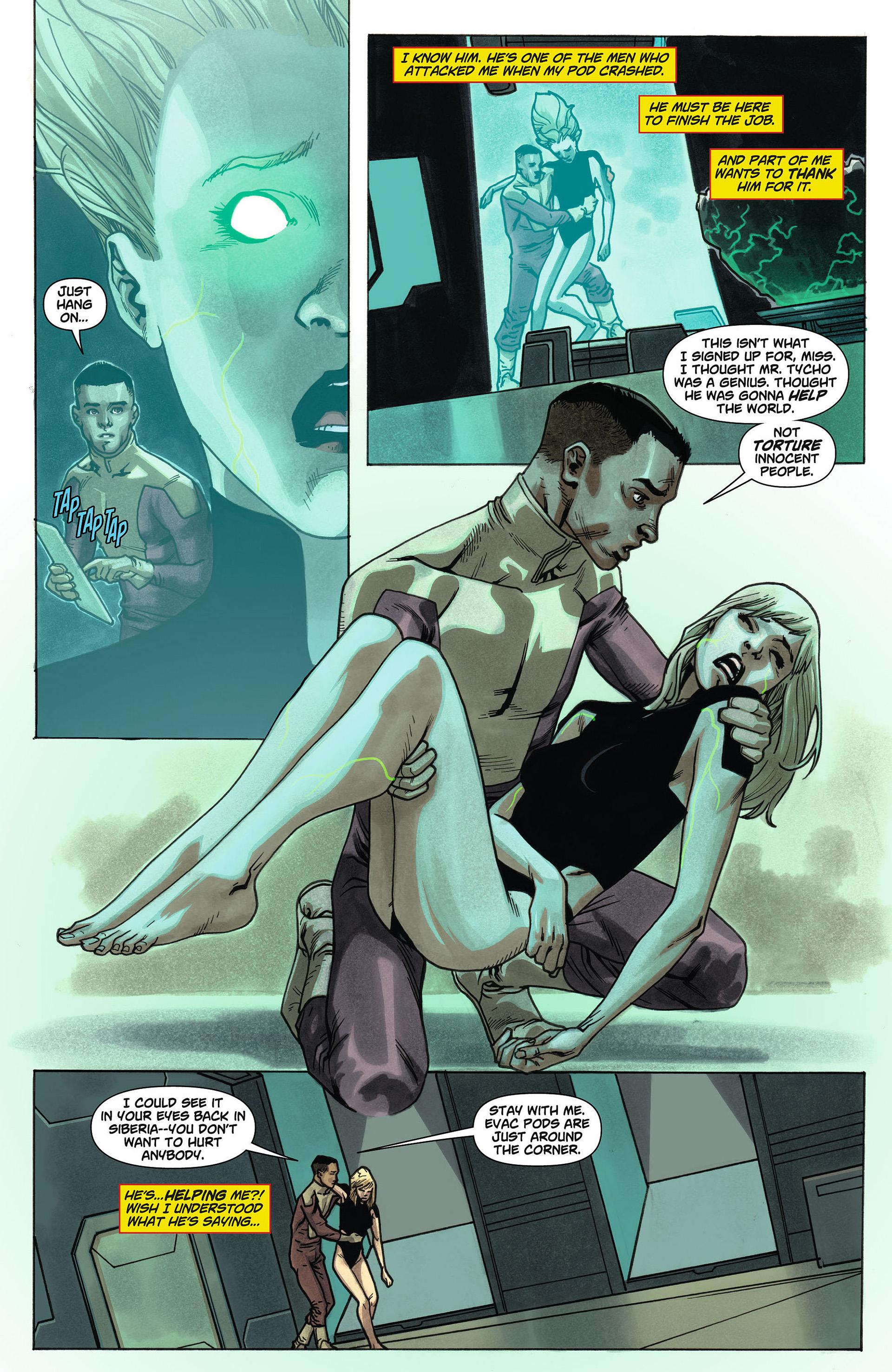 Supergirl (2011) Issue #4 #6 - English 5